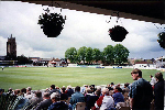 Inside Taunton Ground 1994